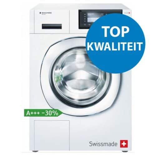 SCHULTHESS SPIRIT 520 voorlader wasmachine