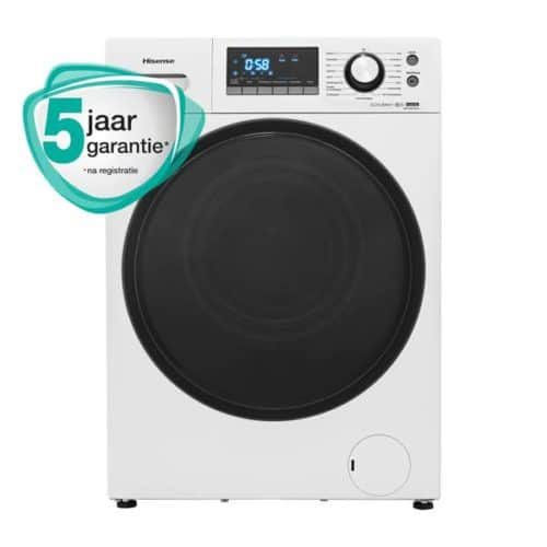 Hisense WFEH9014VA voorlader wasmachine