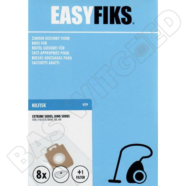 Nilfisk Extreme King Series Micro-Fleece