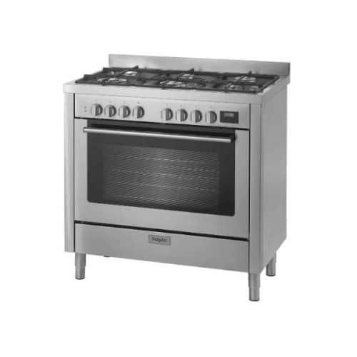 Fornuis met multifunctionele oven NF960RVSA
